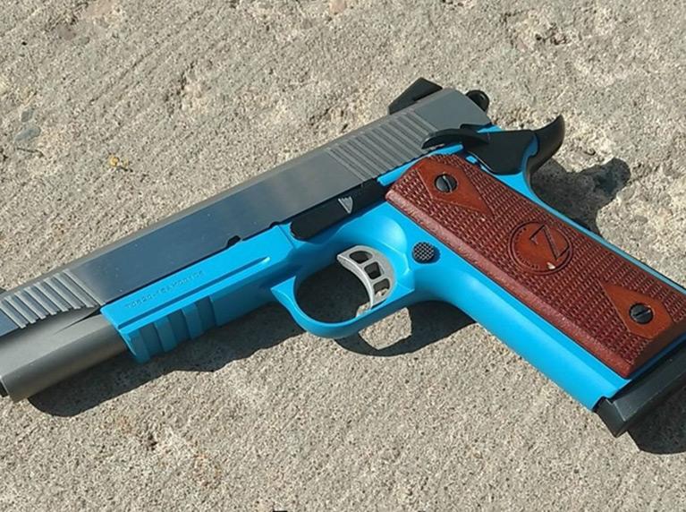 Duracoat Firearm Finishes